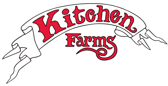 Kitchen Farms, Inc. Retina Logo